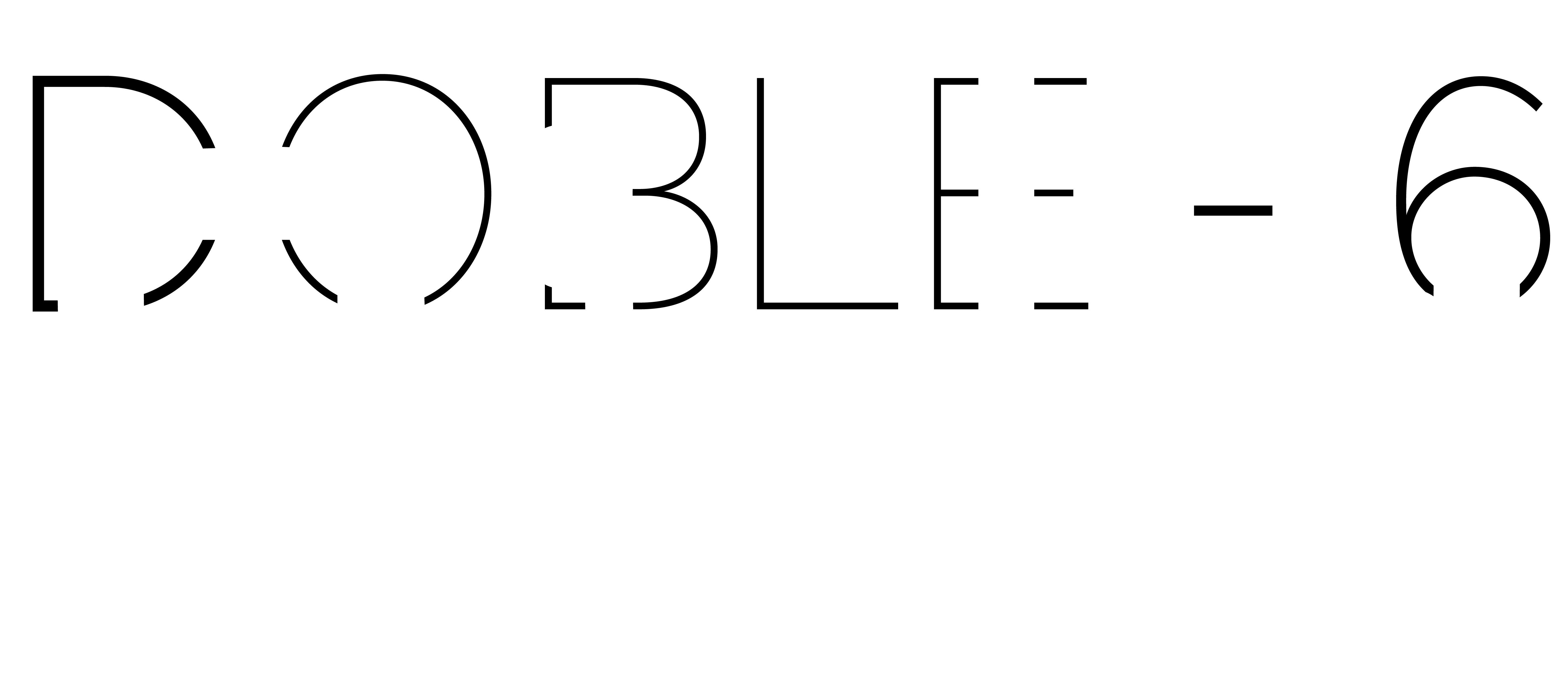 Doble6