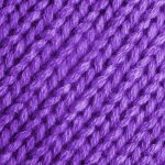 purple wool