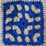 Azul y marfil
